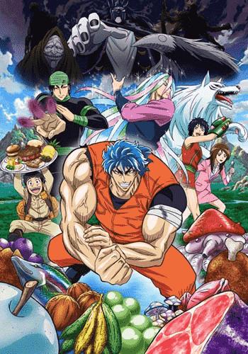 Торико постер