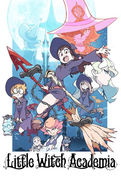 Постер Академия ведьмочек