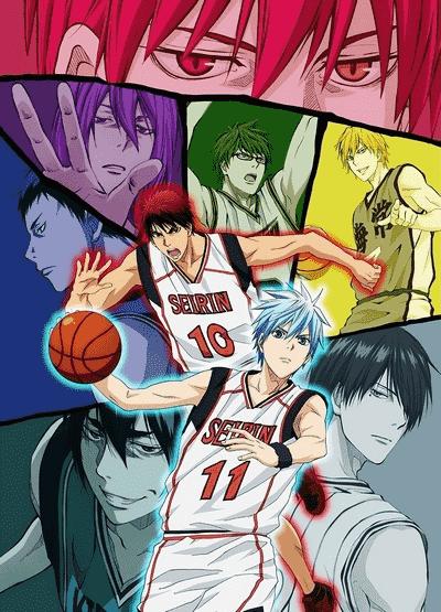 Посмотреть еще Баскетбол Куроко ТВ2