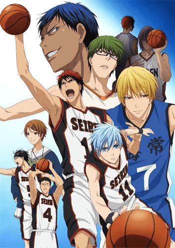 Посмотреть еще Баскетбол Куроко ТВ1