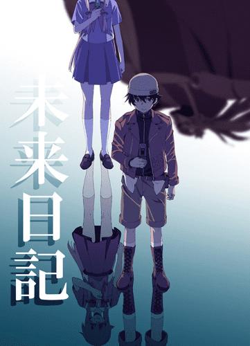 Дневник будущего постер