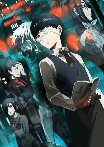 Постер Токийский гуль ТВ1