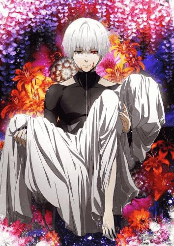 Постер Токийский гуль сезон 2