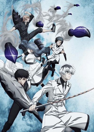 Посмотреть еще Токийский гуль Перерождение сезон 3