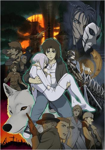 Постер Волчий дождь