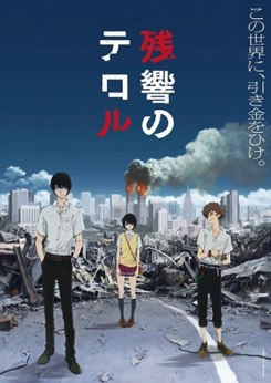 Постер Токийский террор / Резонанс Ужаса