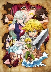 Постер Семь смертных грехов 3 сезон