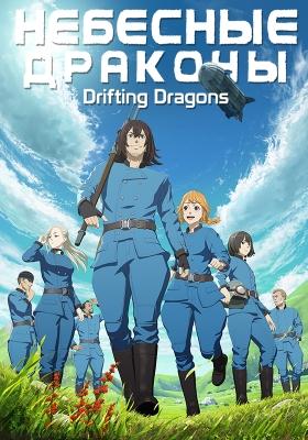 Небесные драконы постер