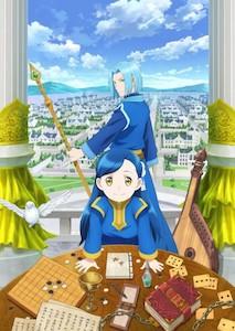 Постер Власть книжного червя OVA
