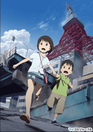 Постер Токийское восьмибалльное