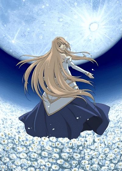 Постер Повесть о лунной принцессе