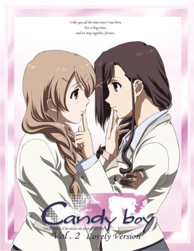 КэндиБой постер