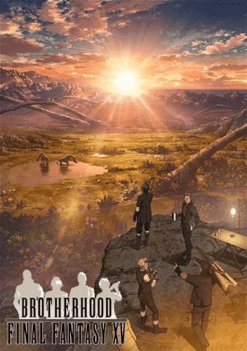 Постер Последняя фантазия Братство