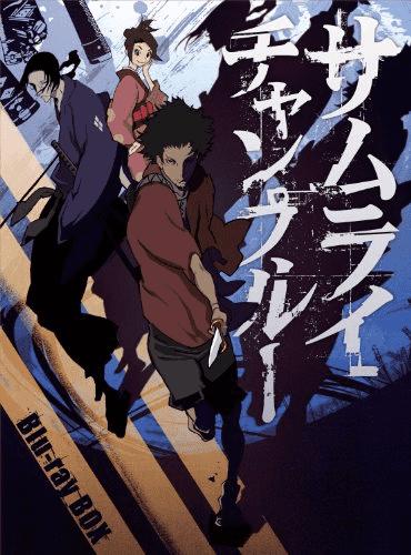 Самурай Чамплу постер