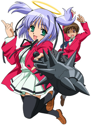 Постер Убойный ангел Докуро-тян
