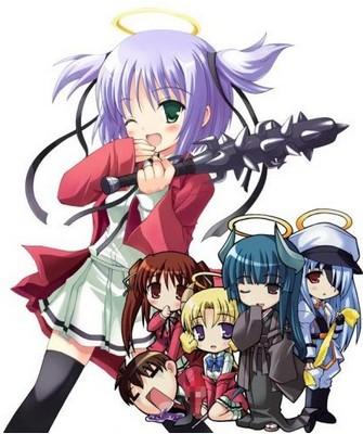 Посмотреть еще Убойный ангел Докуро-тян OVA-2