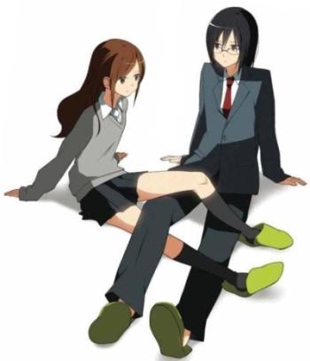 Посмотреть еще Хори-сан и Миямура-кун