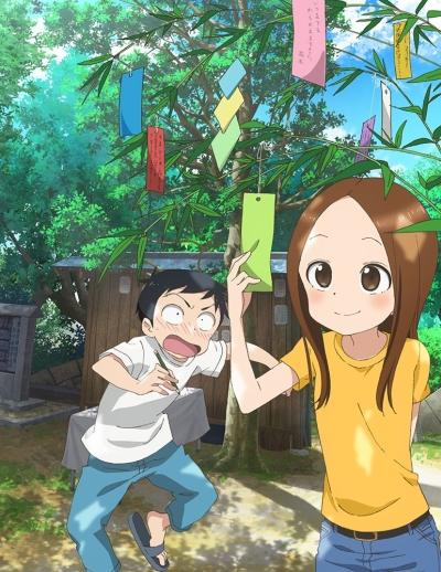 Посмотреть еще Озорная Такаги ТВ-2