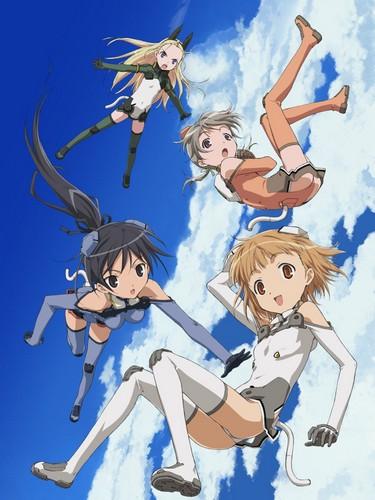 Постер Небесные девочки